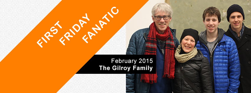 February 2015 First Friday Fanatic