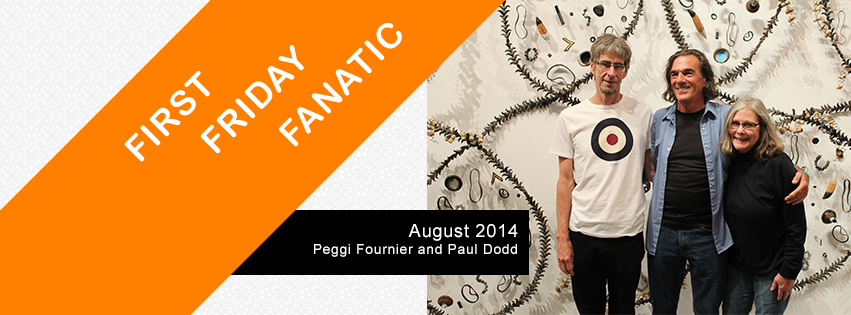 August 2014 First Friday Fanatic