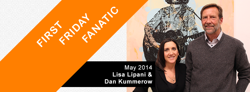May 2014 First Friday Fanatic