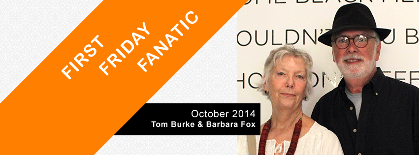 October 2014 First Friday Fanatic