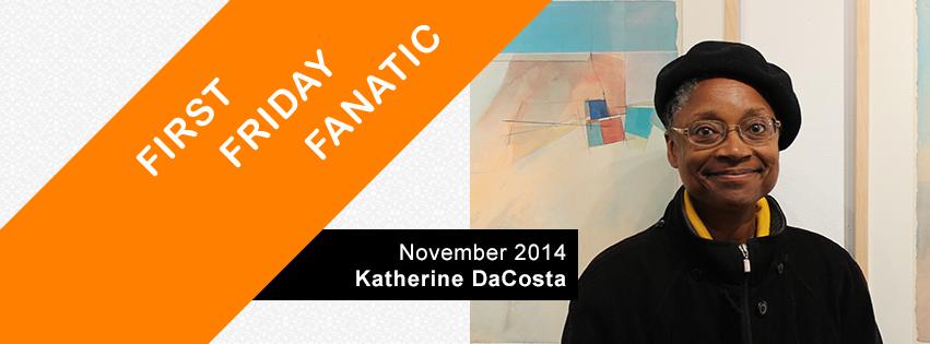 November 2014 First Friday Fanatic