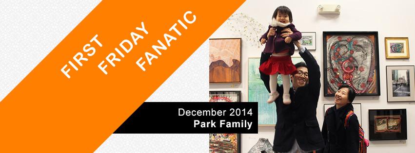 December 2014 First Friday Fanatic