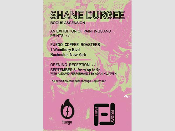 Shane Durgee - Bogus Ascension