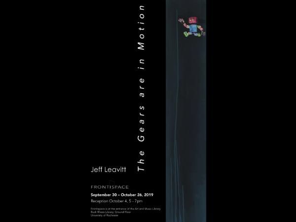 The Gears Are in Motion by Jeff Leavitt