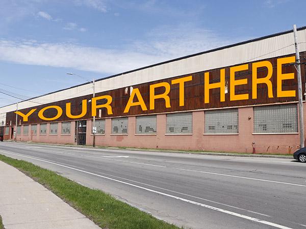 Visions of Public Art/Current Seen