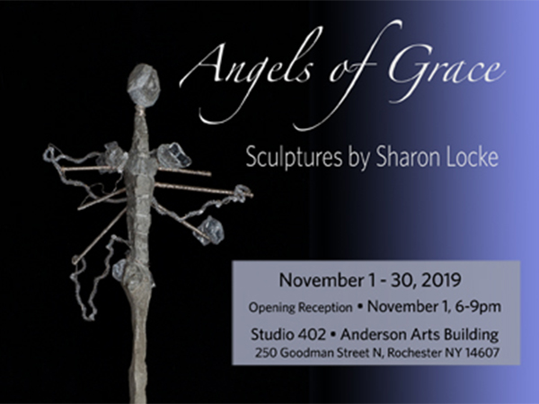 Angels of Grace: Sculptures by Sharon Locke