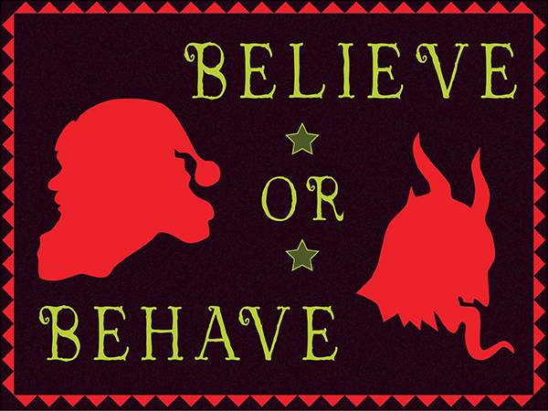 Believe or Behave: 2-Day Holiday Sale @ Cat Clay