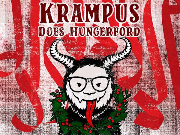 Krampus Does Hungerford!