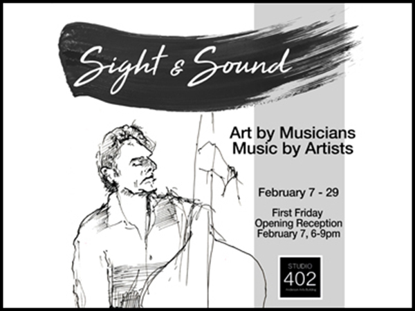 Sight & Sound: Art by Musicians - Music by Artists