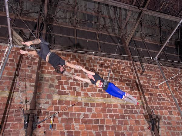 Night Flights & Follies at ROC City Circus