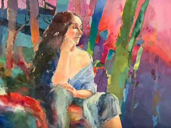 Pittsford Fine Art Features Rochester Artist Valerie Larsen for October