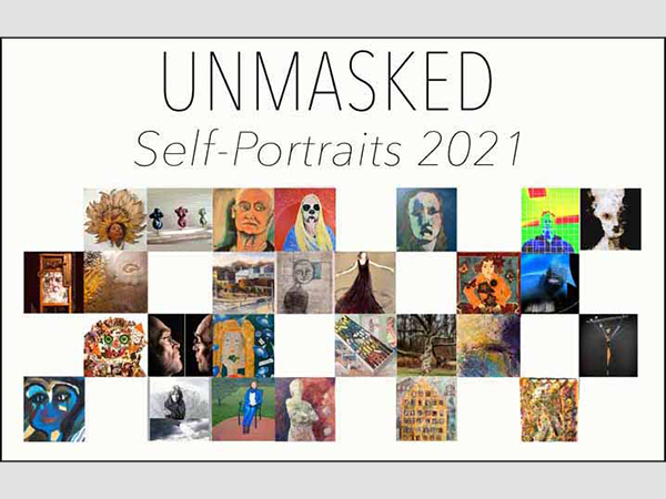 Unmasked: Self Portraits 2021