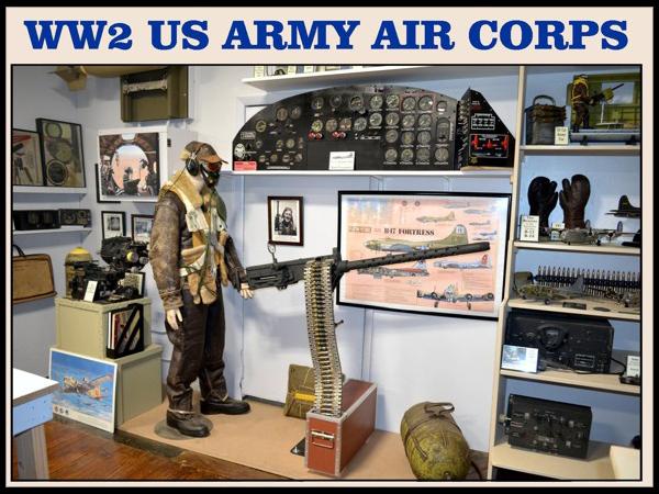 WW2 US Army Air Corps