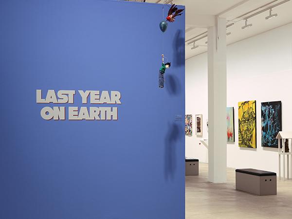 Last Year on Earth