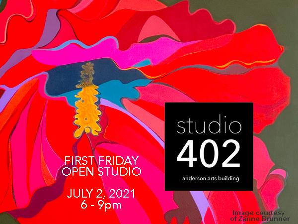 Studio 402 Artist Exhibition