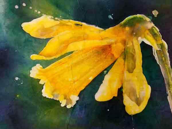 Healing Power of Art Motivates August Featured Artist Rebecca Maynard